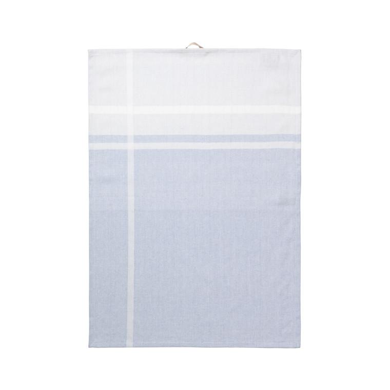 JUNA Skyline Viskestykke 50x70 cm lilla/lys grå