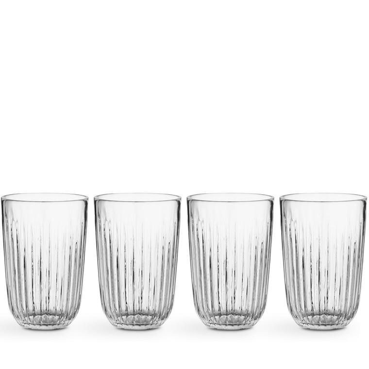 KÄHLER Hammershøi Vandglas 33 cl klar