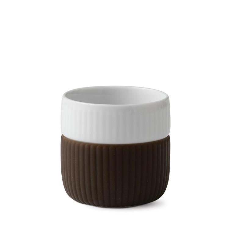 ROYAL COPENHAGEN Contrast espressokop choko
