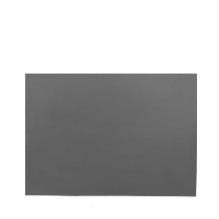 SEJ DESIGN Dækkeserviet grå 39 X 28 cm