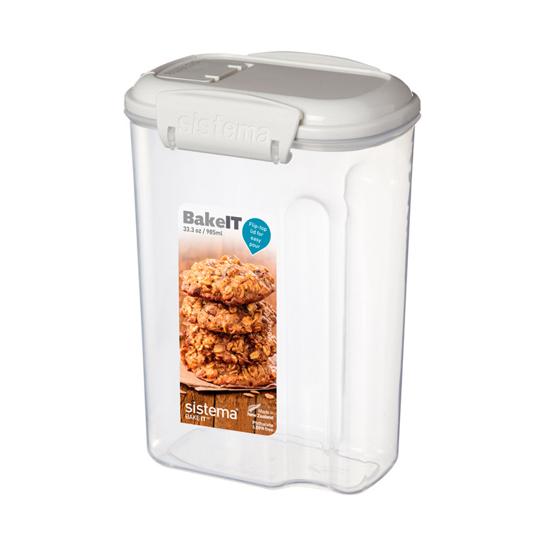 SISTEMA Mini bakery boks 985 ml