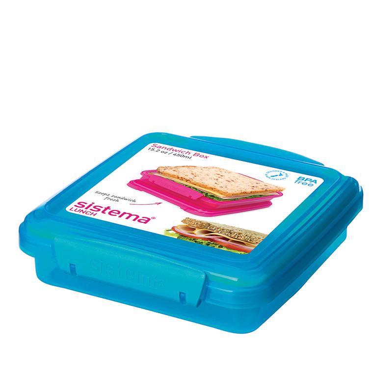Sistema sandwich boks 450 ml