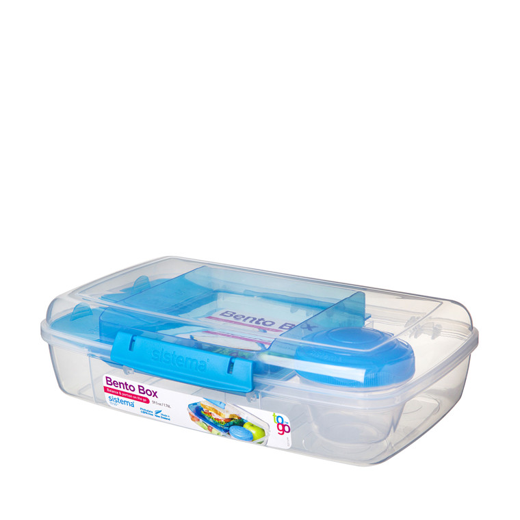 SISTEMA Bento Lunch box to go 1,76 L