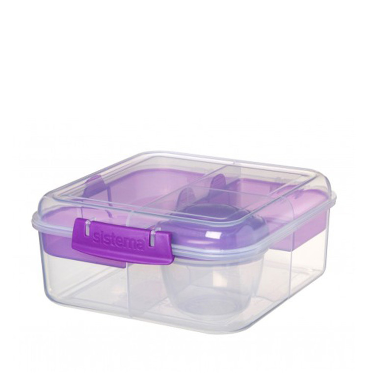 SISTEMA Bento cube lunch box 1,25 L