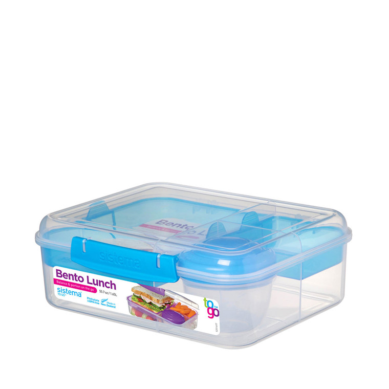 SISTEMA Bento Lunch box 1,7 L