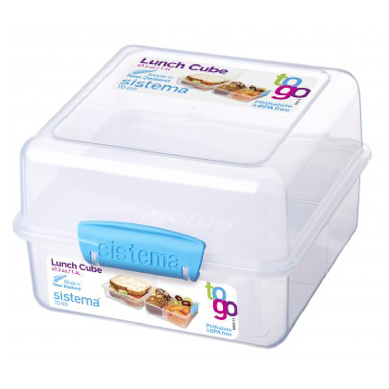 SISTEMA 1.4L Lunch Cube To Go