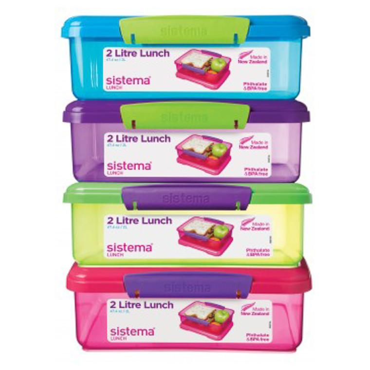 Sistema Lunch boks 2 l
