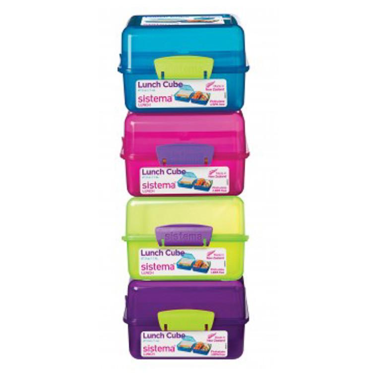 Sistema Lunch Cube madkasse 1,4 l
