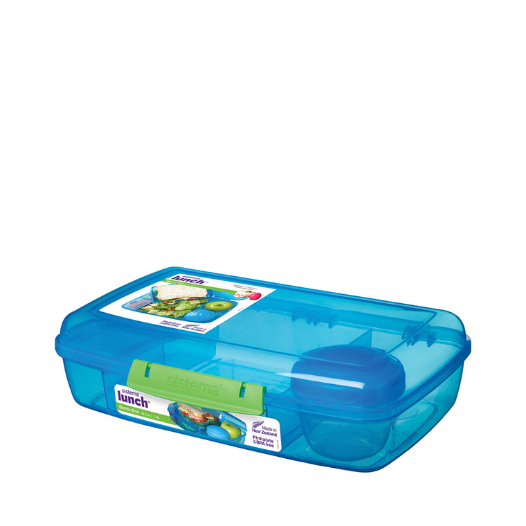 SISTEMA Bento Lunch box 1, 76 L