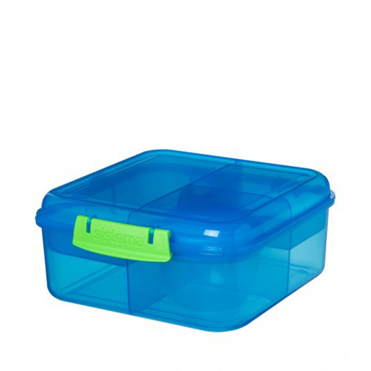 Sistema Bento Cube madkasse 1,25 L Bento