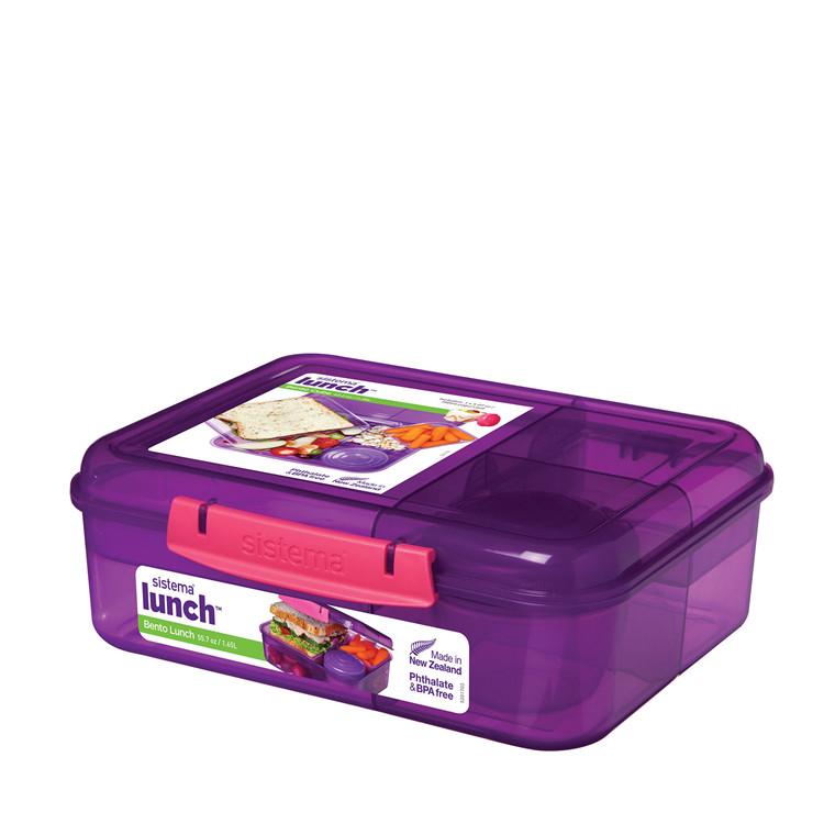 SISTEMA Bento Box madkasse 1,7 L