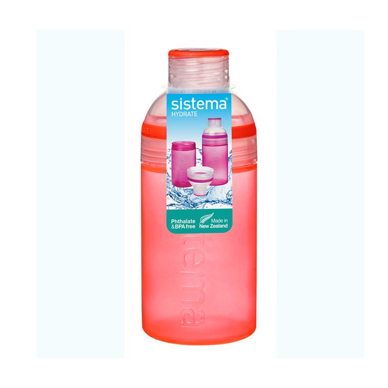 Sistema Trio drikkeflaske 480 ml