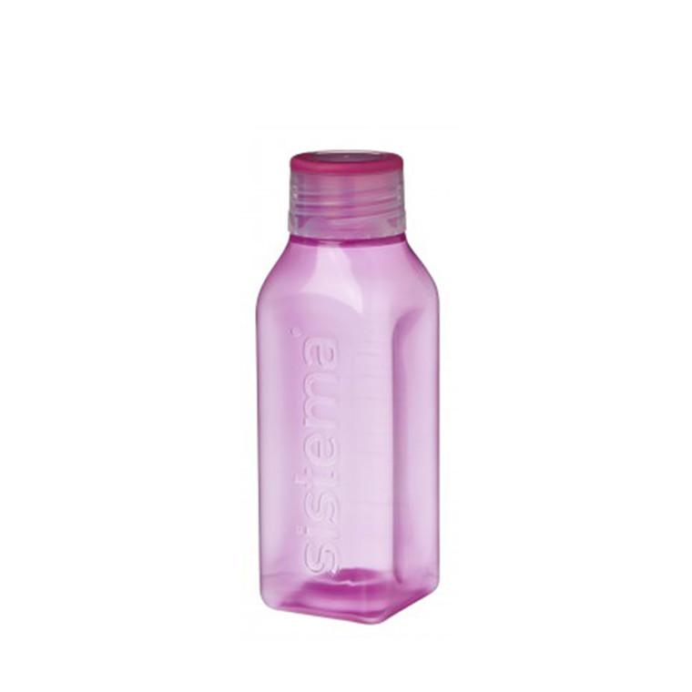 SISTEMA Small Square Bottle  475ml