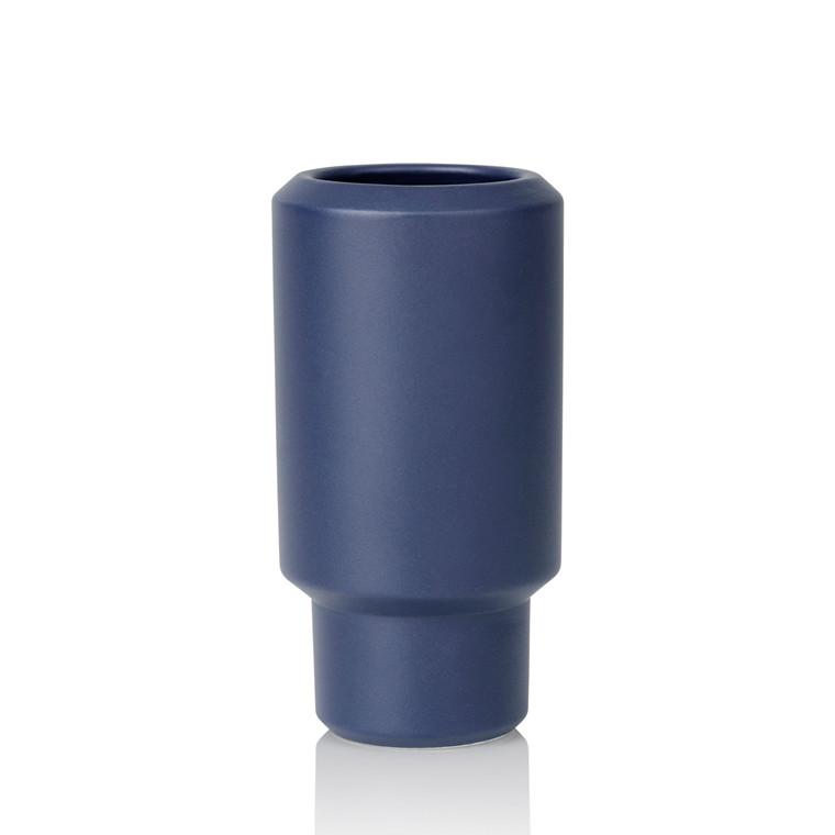 LUCIE KAAS Fumario vase blå