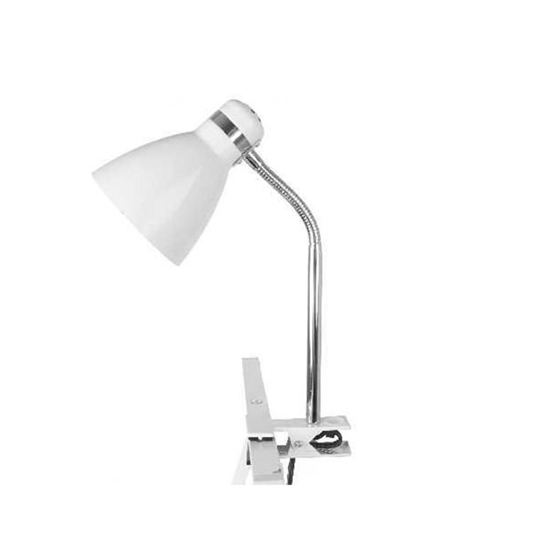 LEITMOTIV Clip on lamp study hvid