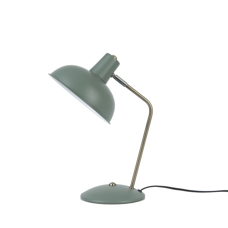 LEITMOTIV Bordlampe Hood grøn