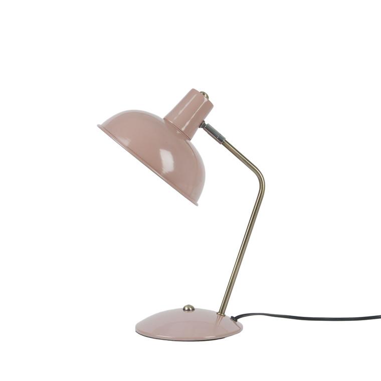 LEITMOTIV Bordlampe Hood rosa
