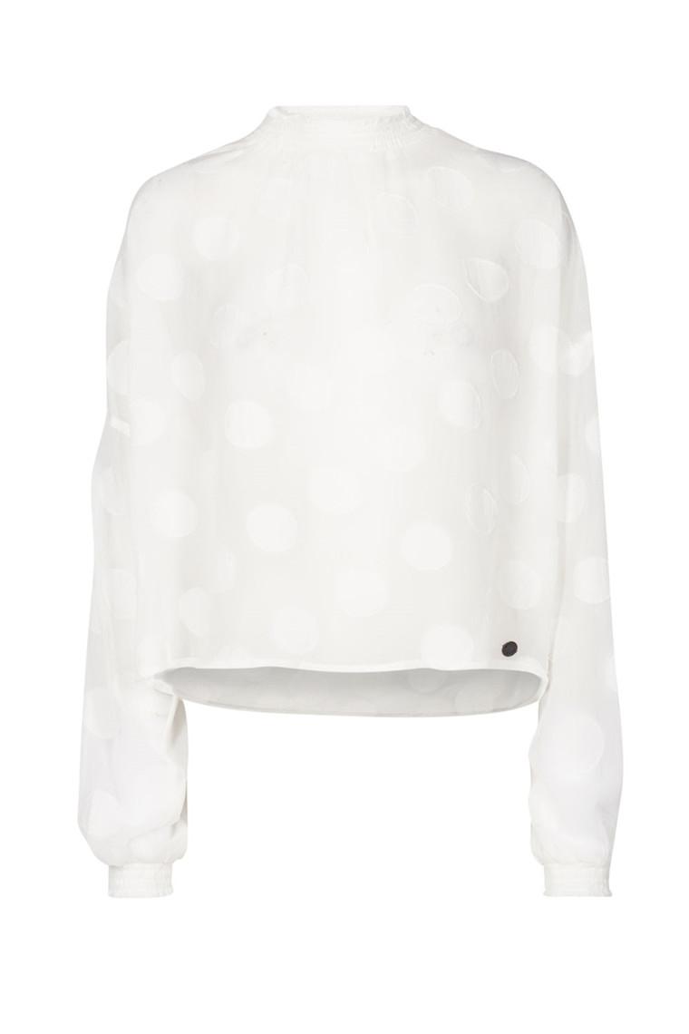 NÜMPH Ailla blouse hvid