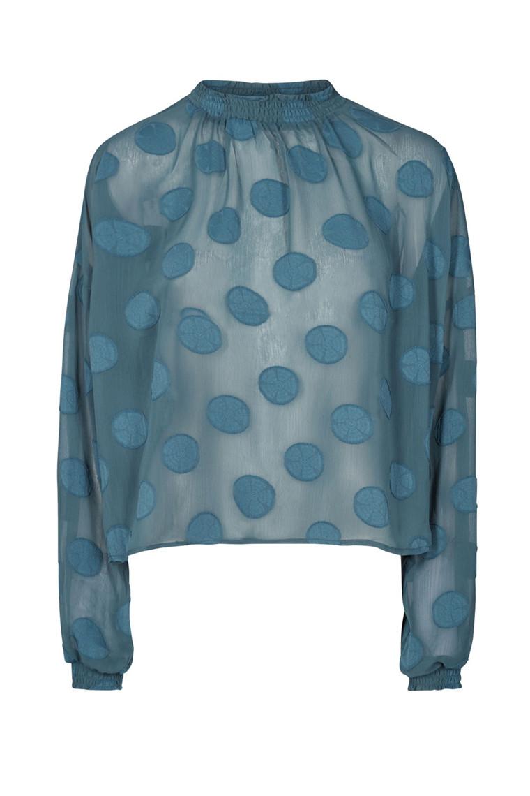 NÜMPH Ailla blouse hydro