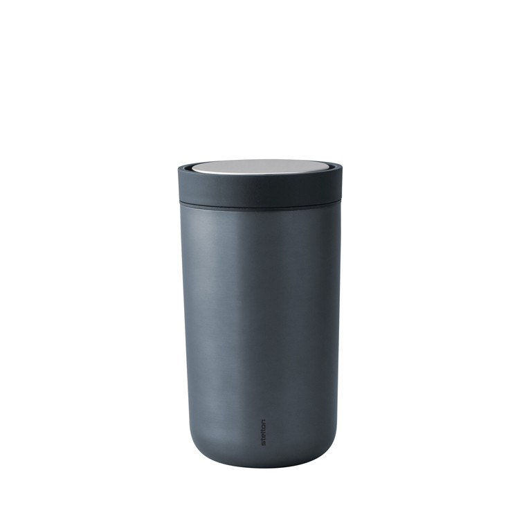 STELTON To Go Click 0,34 liter mørk blå metallic