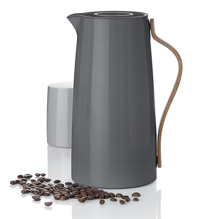 STELTON Emma termokande til kaffe 1,2 l grå