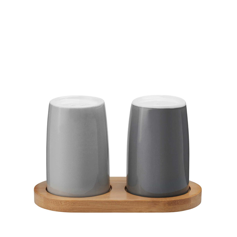 Stelton Emma salt & pebersæt grå