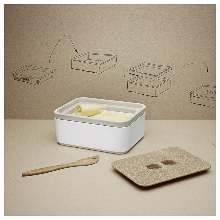 STELTON Opbevaringsboks til smør