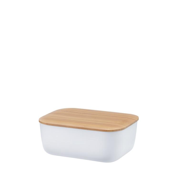 Stelton Box-it smørboks hvid