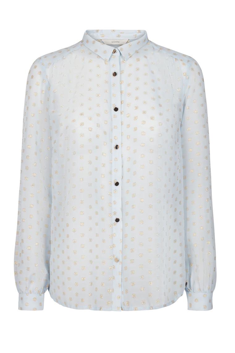 NÜMPH Arazoa skjorte