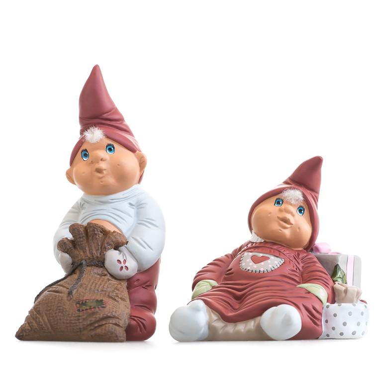 KLARBORG Årsnissepar 2014 Cecilie og Vilhelm