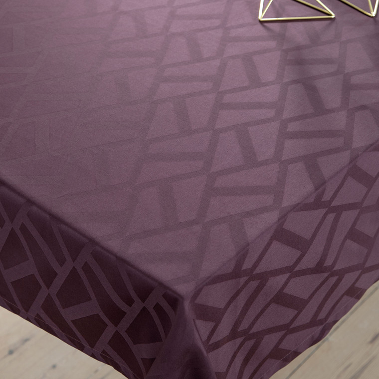 COMPLIMENTS Ice Damask 160x320 cm