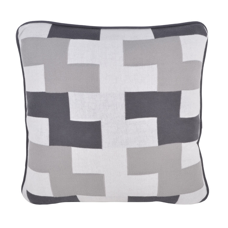 COMPLIMENTS Muchy Tetris pude 45 x 45 cm