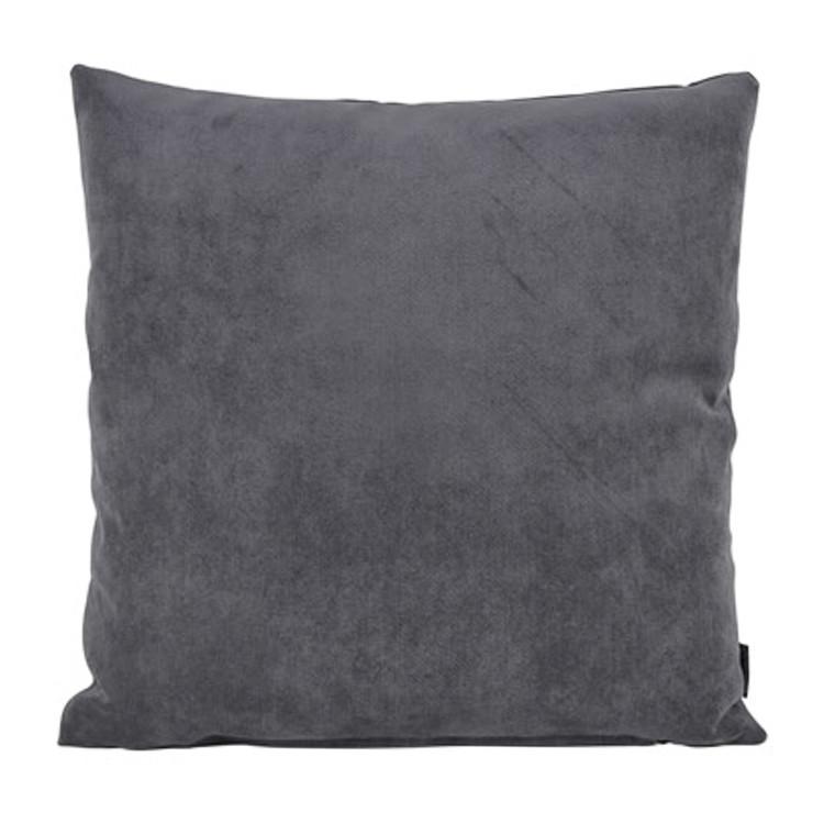 COMPLIMENTS Nans pude 45 x 45 cm grå