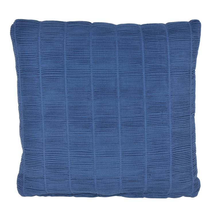COMPLIMENTS Slot pude 50 x 50 cm mørkeblå