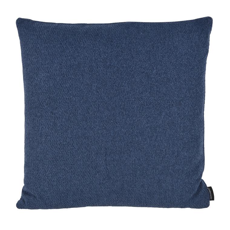 COMPLIMENTS Wallis pude 45 x 45 cm mørk blå