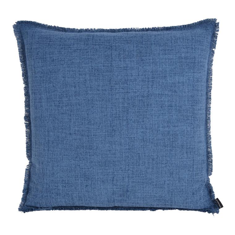 COMPLIMENTS Lucca pude 45 x 45 cm blå