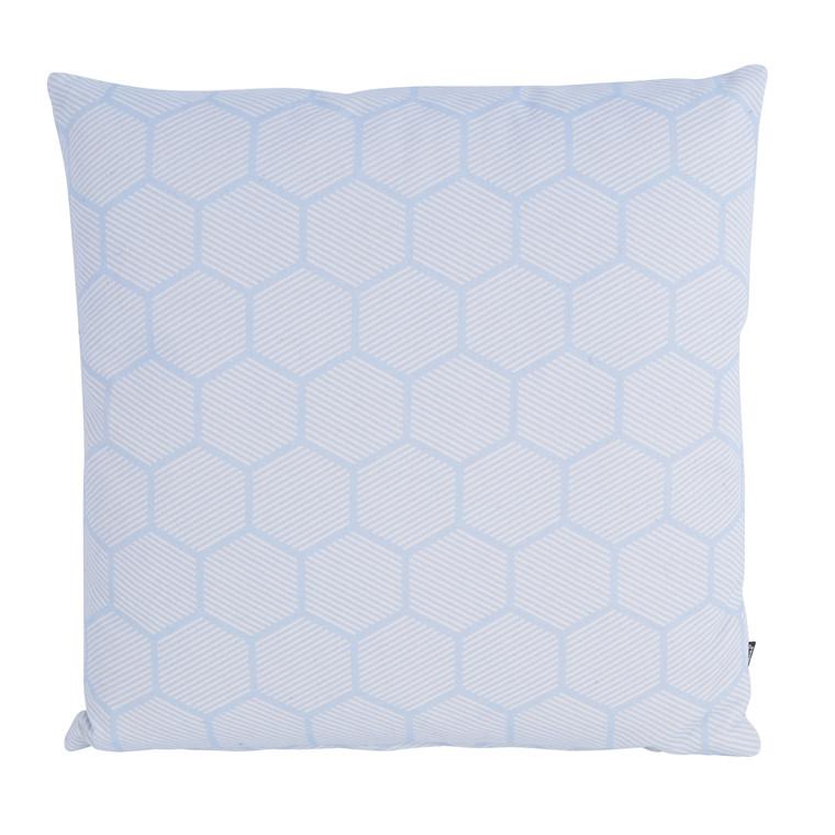 COMPLIMENTS Coco pude 45 x 45 cm lys blå