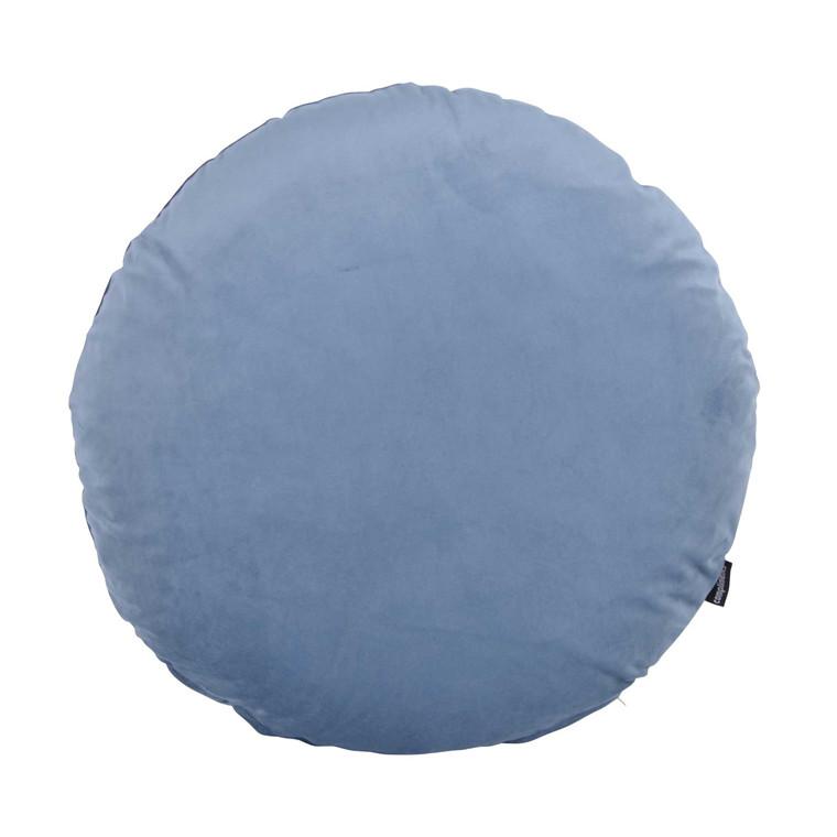 COMPLIMENTS Dory pude ø 50 cm lys blå