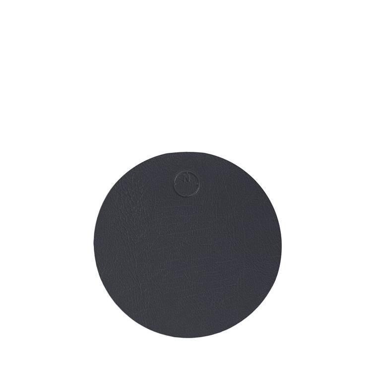 NOORT Cirkel glasbrik antracit Ø10