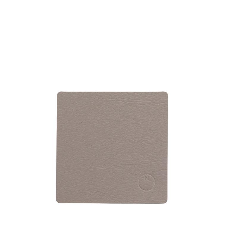 NOORT Square glasbrik lys grå 10X10
