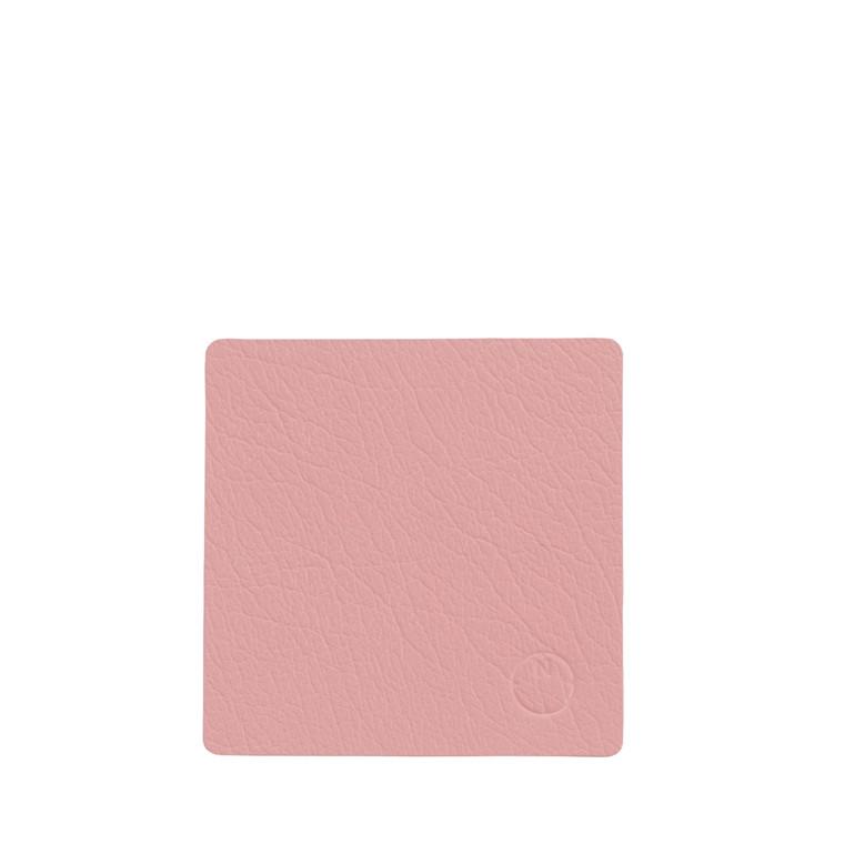 NOORT Square glasbrik lys rød 10X10