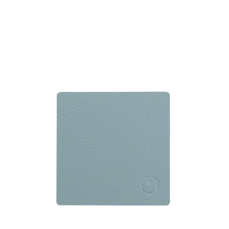 NOORT Square glasbrik lys blå 10X10