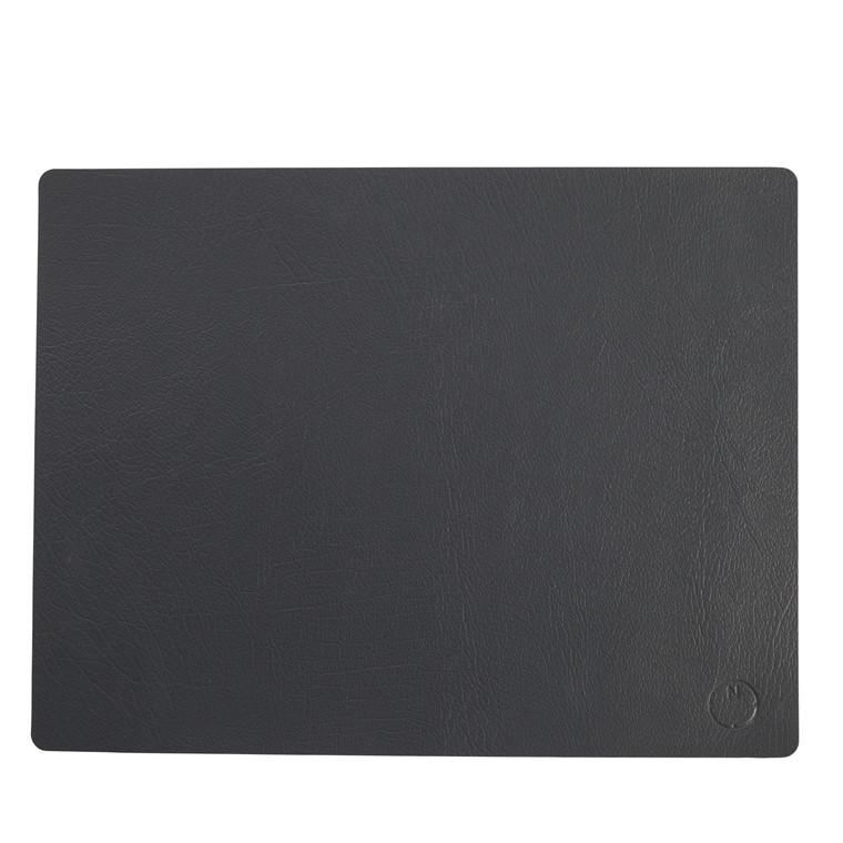 NOORT Square dækkeserviet antracit 42x33