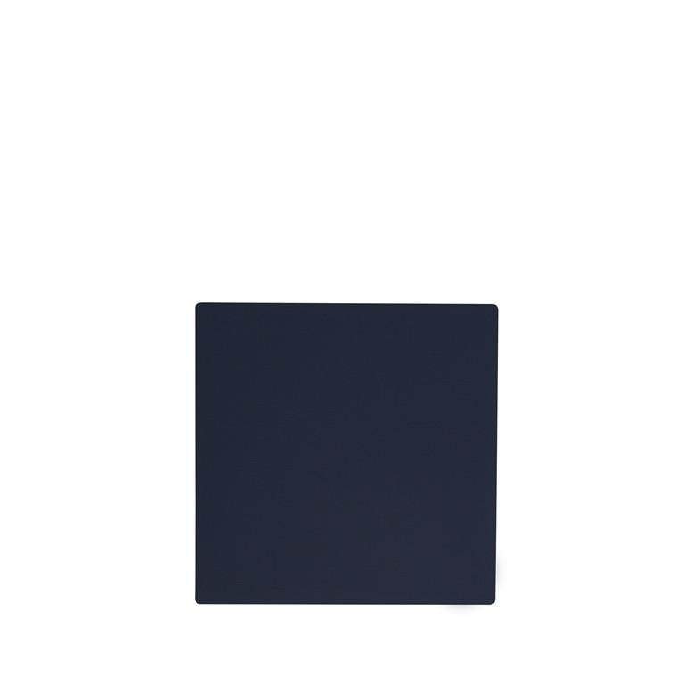 LIND DNA Tabu square glasbrik navy blå