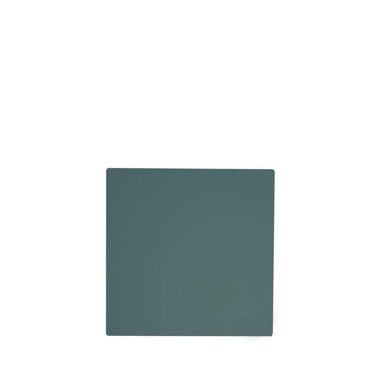 LIND DNA Softbuck square glasbrik pastel grøn