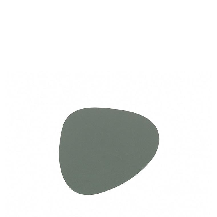 LIND DNA Nupo curve glasbrik pastel grøn