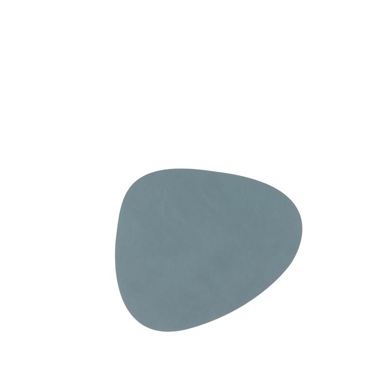 LIND DNA Nupo curve glasbrik lys blå