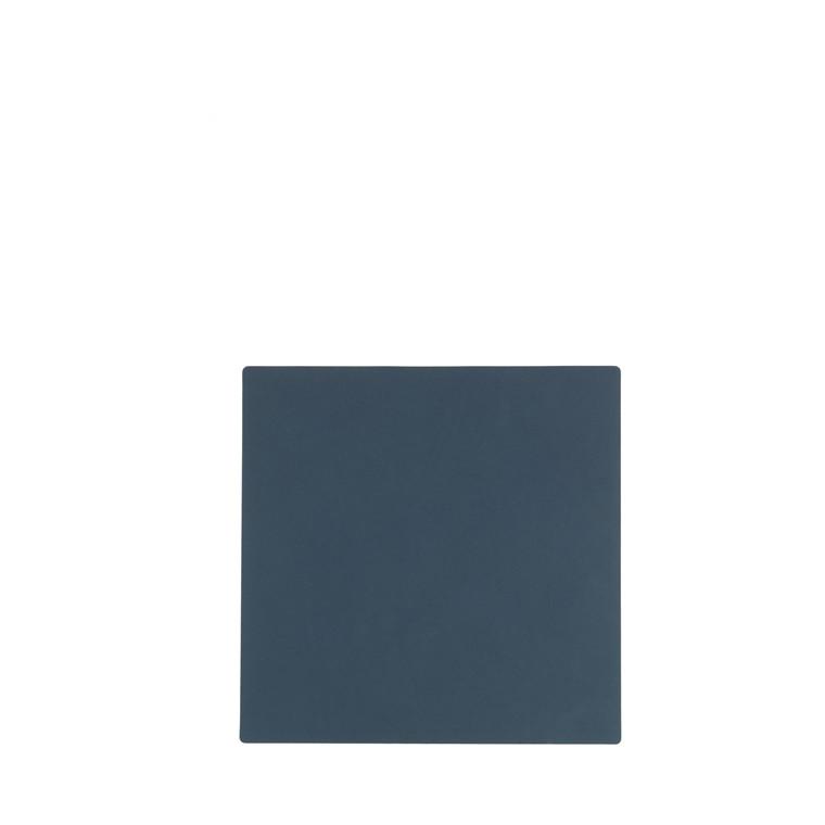 LIND DNA Nupo square glasbrik mørk blå