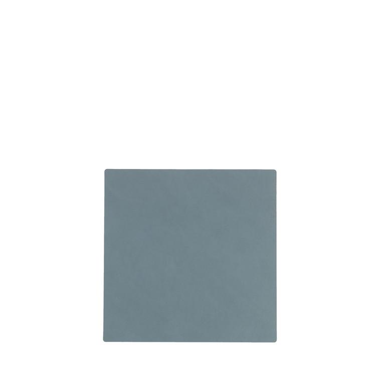LIND DNA Nupo square glasbrik lys blå