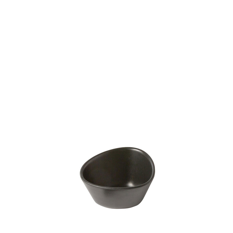 LIND DNA Bowl S 2stk 11X10X6cm black